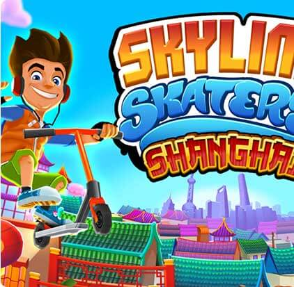 Inmobi Native Ads Drive Mobile Action Game Skyline Skaters' Ecpm By 4x